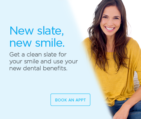 Quarry Creek Dental Group - New Year, New Dental Benefits